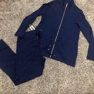 Jones New York Matching Jacket & Pants